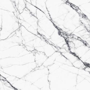fototapet marmor hvidt og gråt fra ESTA home