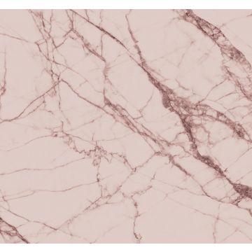 fototapet marmor grårosa fra ESTA home