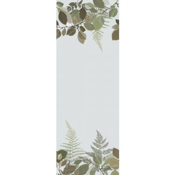 fototapet skovdyr grønt og brunt fra ESTA home