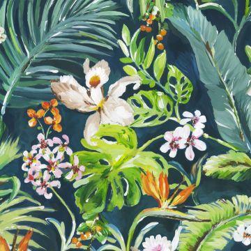 fototapet tropisk grønt fra Origin